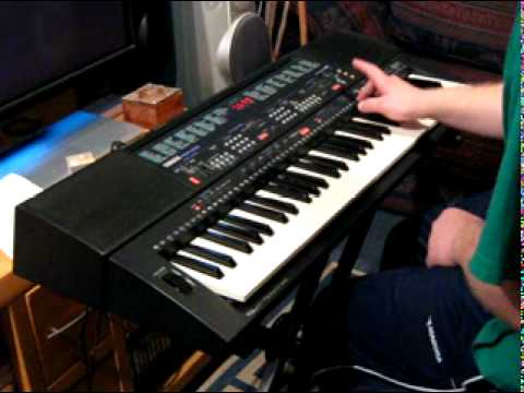 yamaha psr 500 keyboard part 1 3 youtube. Black Bedroom Furniture Sets. Home Design Ideas