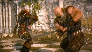 Geralt Kills Letho: Final Battle (The Witcher 2 | Boss Fight)