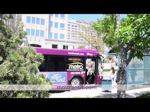 "Mountain Metro Transit ""EASY"""