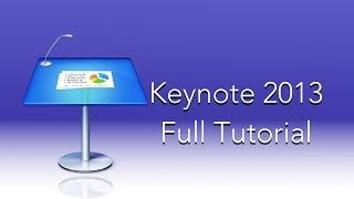 Keynote tutorial
