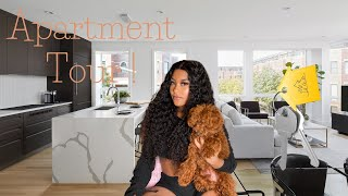 Unfurnished Apartment Tour | Tae Caldwell