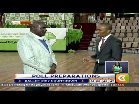 IEBC is ready to give Kenyans credible elections - Chebukati #SundayLive