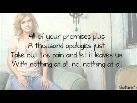 Kelly Clarkson - Einstein [Lyrics On Screen + Download Link]
