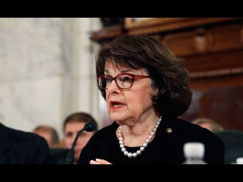 Feinstein Bashes Sessions, Votes Against Him