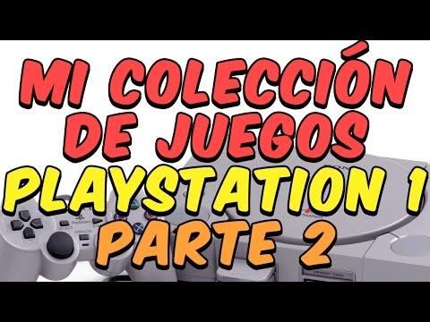 COLECCIÓN PS1 - PlayStation 1 + CURIOSIDADES   2
