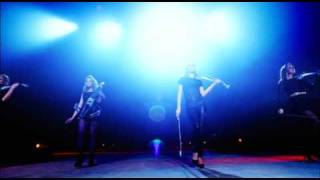 "Electric String Quartet Asteria Strings ""Inverno"" official video"