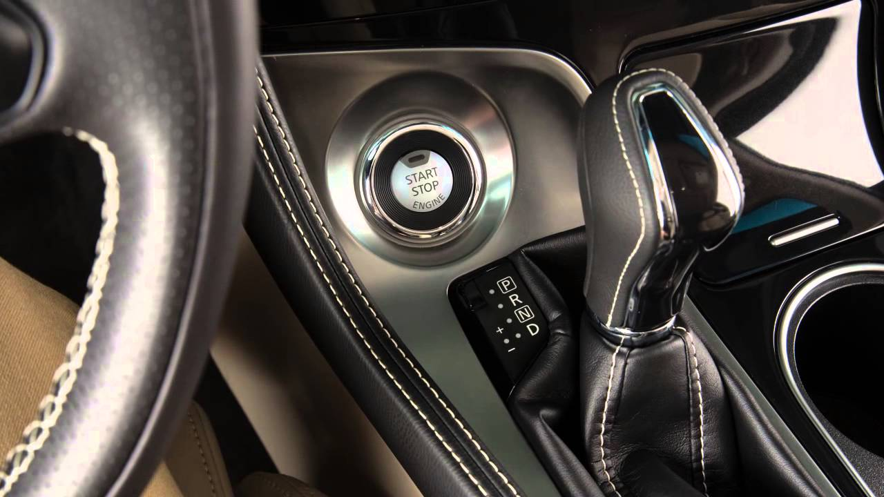 Nissan Maxima: How to use the NISSAN controller