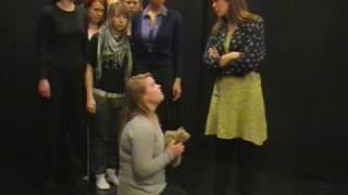 Fröken Märkvärdig - Trailer I