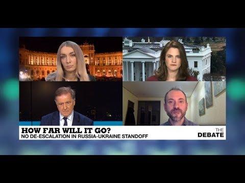 How Far Will It Go? No De-escalation In Russia-Ukraine Standoff