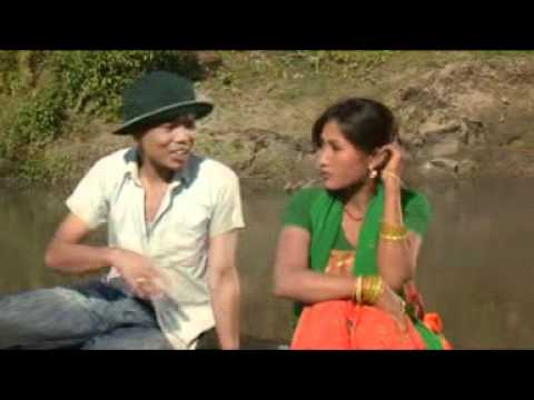 Bodo Song Bwisagu- Bhupen Rb and Phwila.