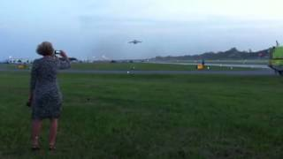 C17 Takeoff Wrong Airport