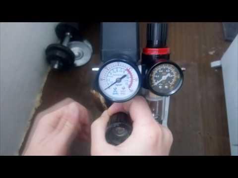 Ресивер для компрессора своими руками. Часть 2.