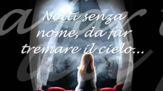 Gianna Nannini - Notti senza cuore (testo)