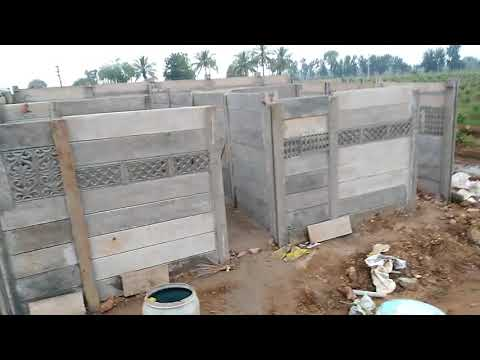 Big WALL builder Cell7094722001 12' Feet 3 Meter WALL House Contractor to construct READYMADE WALL