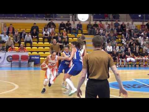 БК УГМК vs Динамо (Курск), 82:75, 28/04/2017. BC UMMC vs Dynamo (Kursk).