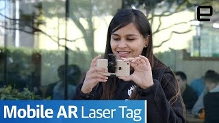 Mobile AR laser tag with Inceptor | GDC 2017