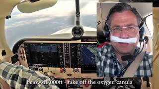 Mooney Ovation - transatlantic ferry flight - part 04