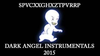 [RARE] SPACEGHOSTPURRP - Dark Angel Instrumentals 2015 [Official]