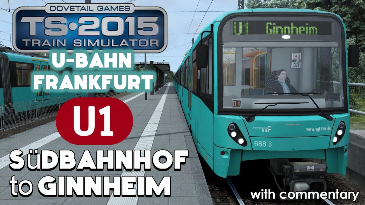 u bahn frankfurt gameplay venice - photo#9