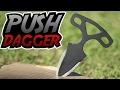 How to Make a Push Dagger (CS GO Knife)