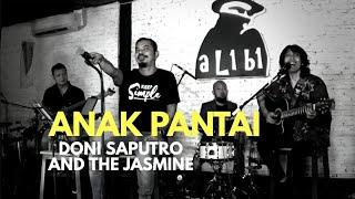 Anak Pantai - Imanez By Doni Saputro and The Jasmine Live At Alibi Semarang