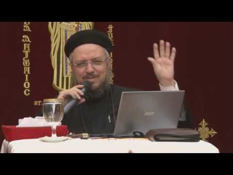 مؤتمر 'التشبه بالمسيح' القمص/ داود لمعي - المحاضرة الثالثة 20 اكتوبر2017