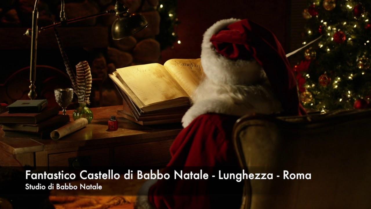 Babbo Natale 8 Dicembre Roma.Fantastico Castello Di Babbo Natale Lunghezza Roma