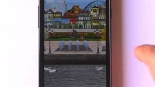 Riverside Park Live Wallpaper screenshot 1
