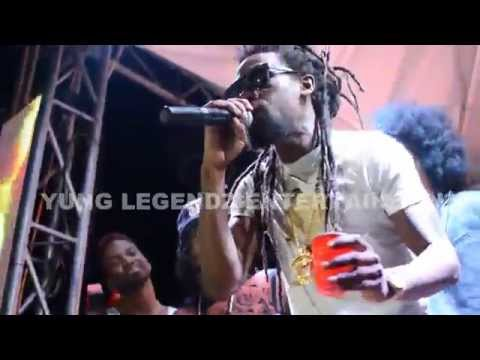 KONSHENS VS GHOST - BRITJAM FLESH 2015 - SINGERS VS DJS - LIVE PERFORMANCE
