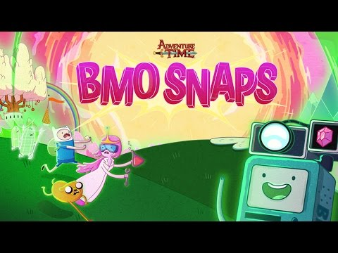BMO Snaps - Adventure Time Photo Game (by Turner Broadcasting) - iOS/Android - HD Gameplay Trailer