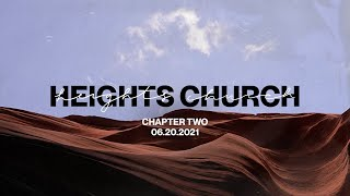 Chapter Two   LIVE   Heights Church