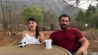 Salman Khan talks about his new song  Tere Bina   Interview