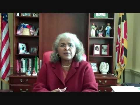 Maryland Senate Democratic Caucus - Senator Joanne Benson Interview