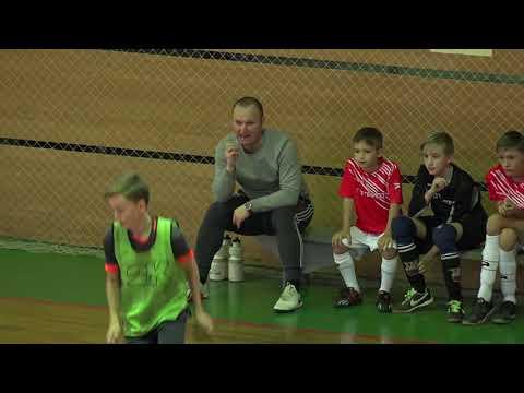 Матч по мини-футболу Сердобск-Колышлей