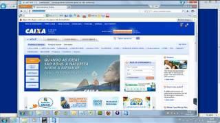 Vídeo Informativo - Vírus falso site Caixa Econômica Federal
