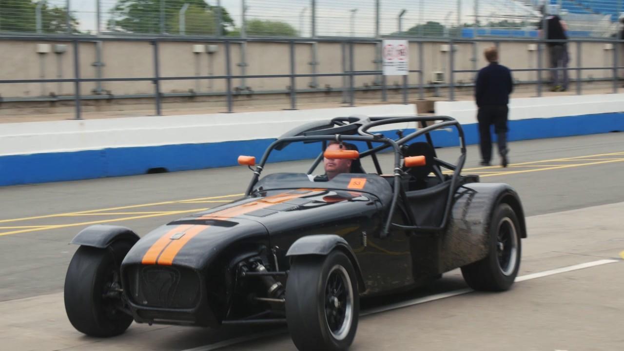 Bookatrack Caterham Track Day Car Hire