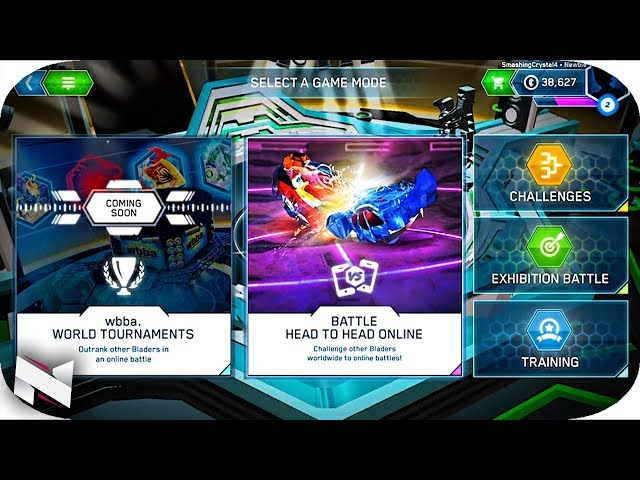 HUGE UPDATE! Beyblade Burst App Multiplayer, Achievements and MORE!