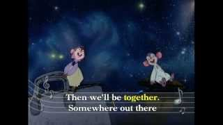 Fievel - Somewhere Out There [HD music video + lyrics]