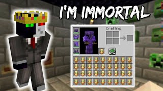 Ranboo SHOCKS EVERYONE After He BECOMES IMMORTAL on Dream SMP