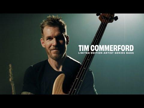 Ernie Ball Music Man: Tim Commerford Artist Series StingRay Bass