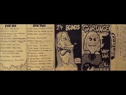 VA - Garunge (Full Cassette)