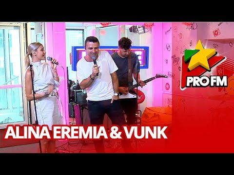 Alina Eremia & Vunk - Imbracati sau goi | ProFM LIVE Session