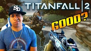 TITANFALL 2 Pilots vs Pilots 1st Gameplay - Hit Detection, GOOD or Bad