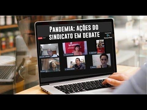 Em debate: o SINASEFE e suas ações na pandemia