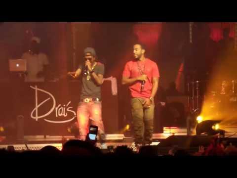 50 Cent & Wiz Khalifa & Ludachris performs at Drai's nightclub Las Vegas (23.May.2016) mp4