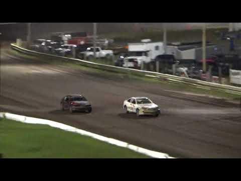 Tuner Amain @ Hamilton County Speedway 08/25/18