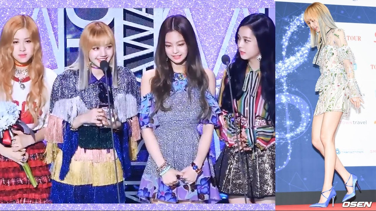 BLACKPINK | All Red Carpet Fashion 2017 - YouTube