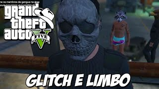 GTA 5 Online (PS4) - Gangue, mais um Limbo e God Mode Like a boss