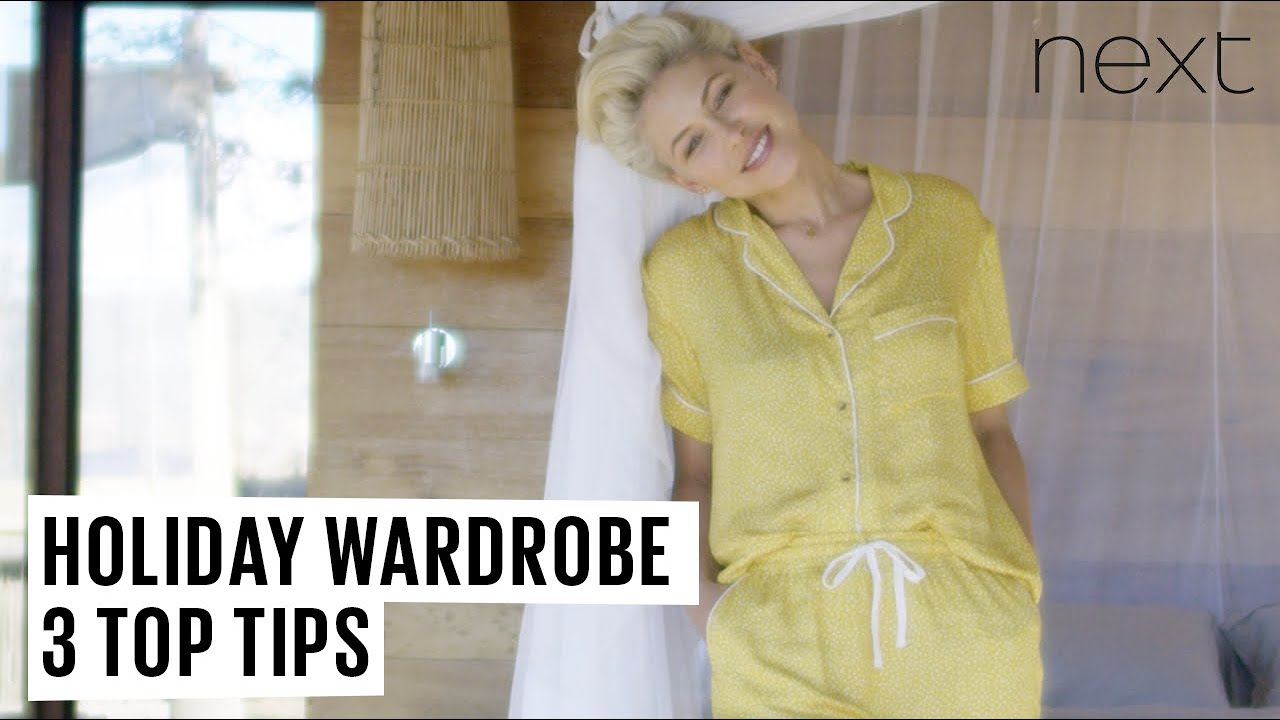 6d8547bcd33 Emma Willis Talks About Her Holiday Essentials & Packing Tips | Next ...