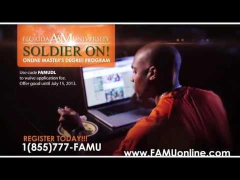 FAMU Online Degree Programs_Military Commercial
